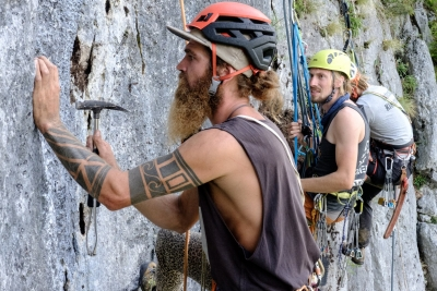 Drill & Chill Climbing and Highlining Festival 2019